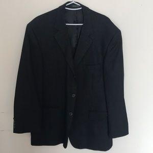 Andrew Fezza Navy Sports Coat